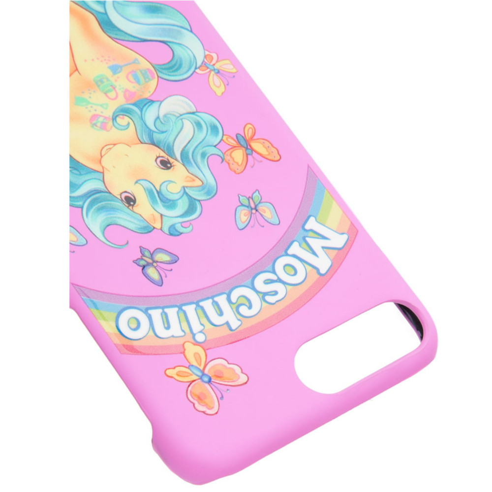 キュート☆Moschino☆My Little Pony iPhone 6/6S/7 Plus ケース