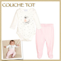 Couche Tot(クシェット) ベビーロンパース・カバーオール クシェット★ボディスーツ&レギンス ギフトセット 55-80cm