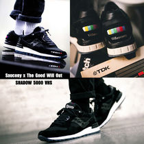 SAUCONY(サッカニー) スニーカー SAUCONYxThe Good Will Out SHADOW 5000 VHS★コラボ★23~28cm
