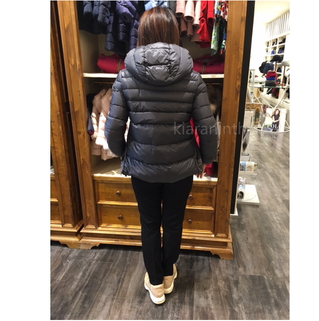 """17AW☆MONCLER""""MARGUERITES""""フラワーダウン 8/10A【関税込】"""