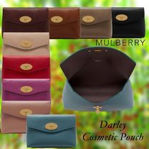 Mulberry☆Darley Cosmetic Pouch コンパクト トラベルサイズ