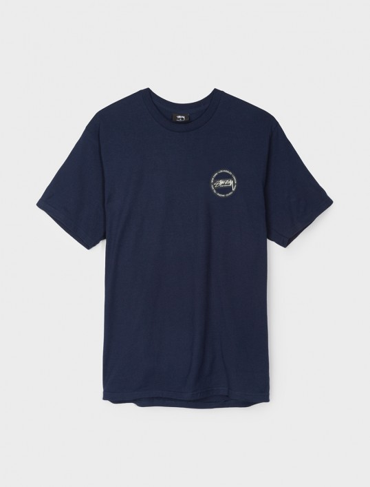 【STUSSY】☆17FW最新作☆INTERNATIONAL DOT TEE