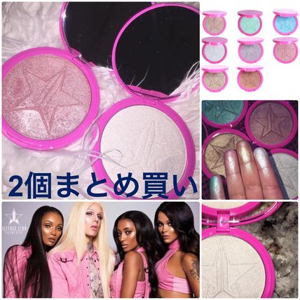 Jeffree Star Cosmetics 大人気 SKIN FROST 2個選べる 送料込