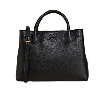 関税送料込み Tory Burch Mcgraw Triple Compartment Satchel