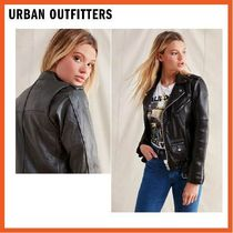 URBAN OUTFITTERS PeleCheCoco レザー モトジャケット