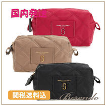 国内発送◆MARC JACOBS Large Knot Cosmetics Case ポーチ 3色