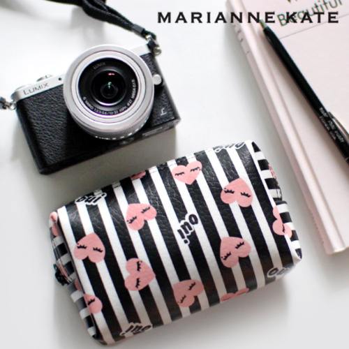 ★Marianne kate★Style Beauty Secret Pouch(S) HEART