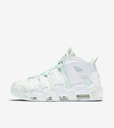 Nike スニーカー 女性限定色 Nike Womens Air More Uptempo MINT
