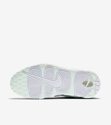 Nike スニーカー 女性限定色 Nike Womens Air More Uptempo MINT(2)