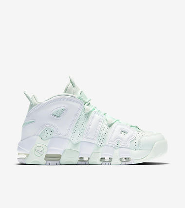 Nike スニーカー 女性限定色 Nike Womens Air More Uptempo MINT(3)