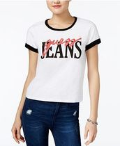 GUESS 完売間近 GUESS ロゴTシャツ 2色