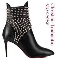 Christian Louboutin Chasse a Clou アンクルブーツ