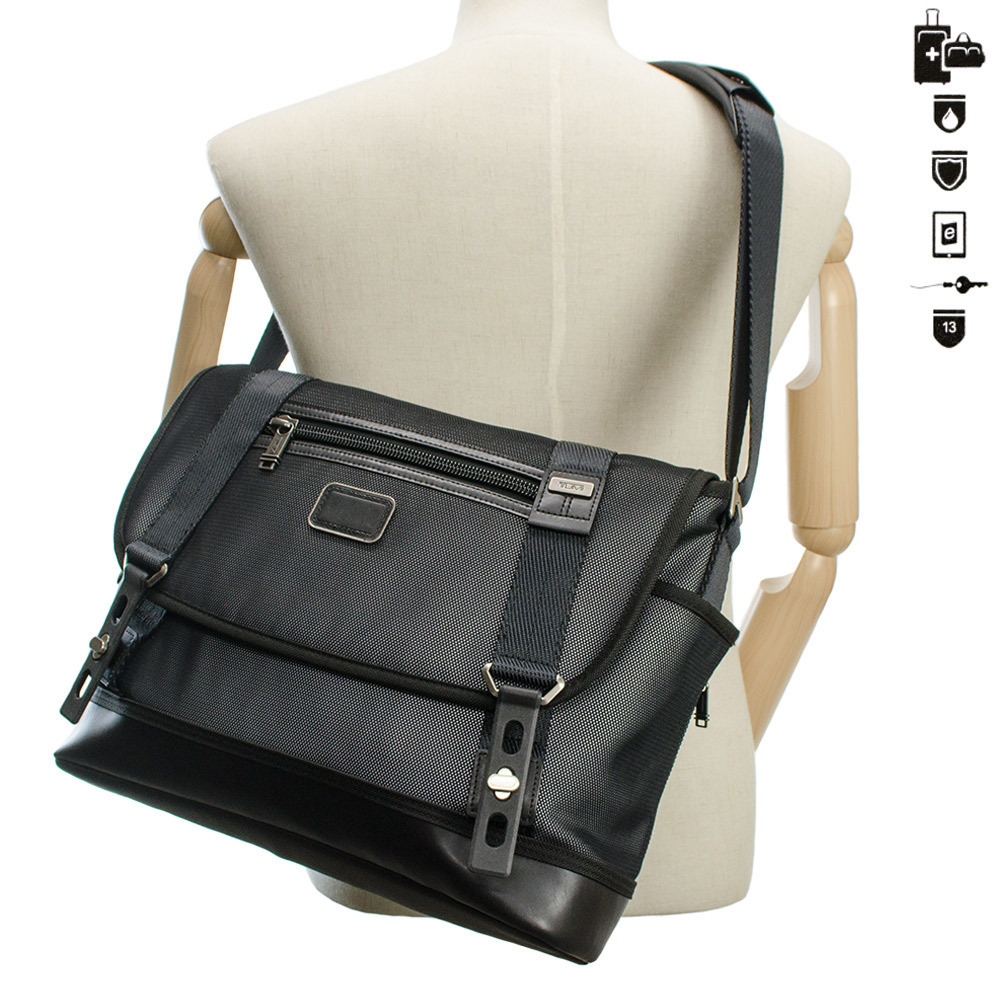 トゥミ 223373 RS2 ALPHA BRAVO Foster Messenger バッグ