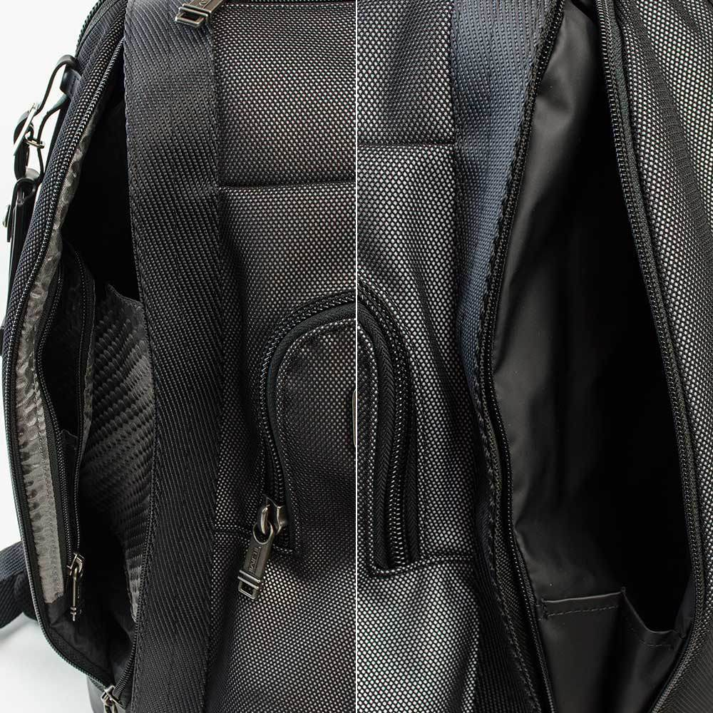 TUMI 223392 RS2 ALPHA BRAVO Edwards Backpack 15インチPC可