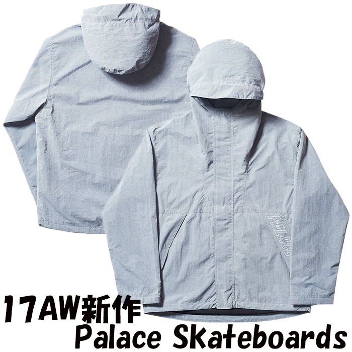 17AW新作 Palace Skateboards WAXER ジャケット