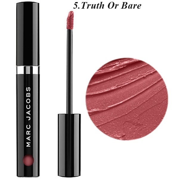 Marc Jacobs☆Le Marc Liquid Lip Creme クリーミー 唇に潤いを