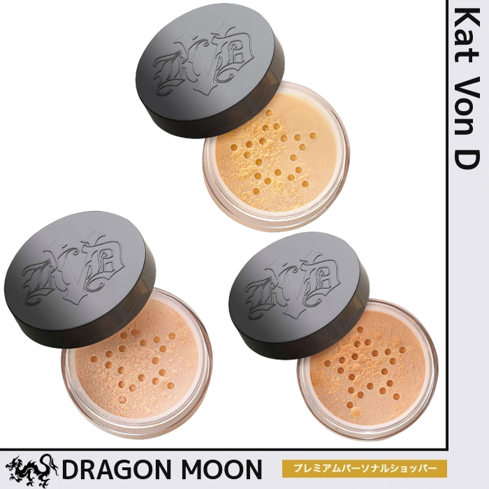 日本未上陸Kat Von D☆Lock-It Brightening Powder 3色
