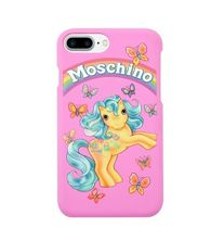 MOSCHINO♥新作My Little Pony iPhone7 plusケース