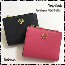 【即発送】Tory Burch*ROBINSON MINI WALLET