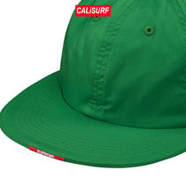 Supreme(シュプリーム)NYLON VISOR LABEL 6PANEL CAP/GREEN
