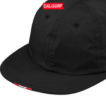 Supreme(シュプリーム)NYLON VISOR LABEL 6PANEL CAP/BLACK