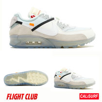 "大人気コラボ★THE 10: NIKE AIR MAX 90 ""OFF-WHITE"" size 8.5"