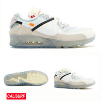 "大人気コラボ★THE 10: NIKE AIR MAX 90 ""OFF-WHITE"" size 10"