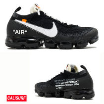 "THE 10: NIKE AIR VAPORMAX FK ""OFF-WHITE""size 7.5"