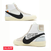 "THE 10: NIKE BLAZER MID ""OFF-WHITE size10,10.5,12"