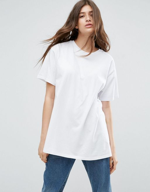 日本未入荷 ASOS Super Oversized Boyfriend T-Shirt Tシャツ