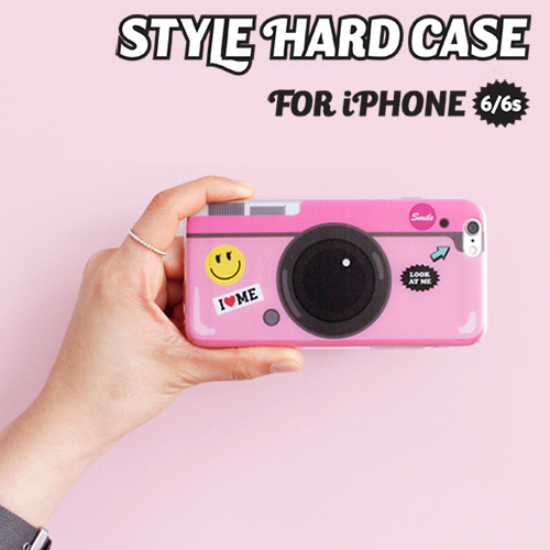 ★Marianne kate★Style Case for iPhone 6(camera)