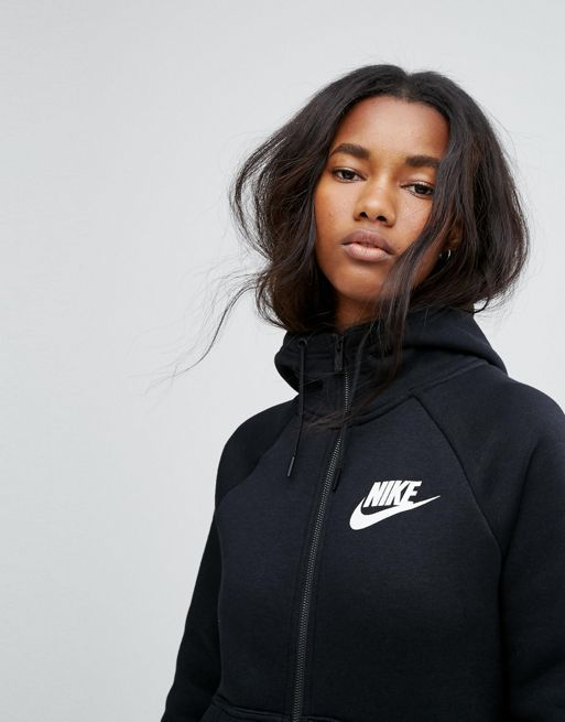 日本未入荷 Nike Rally Zip Through Hoodie 関送込
