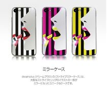 iPhone 8 / 7ケース DreamPlus STRIPE MIRROR CASE