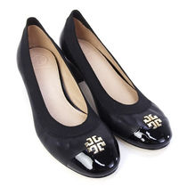 TORY BURCH Jolie Classic Sheep ローヒールパンプス 34779 001