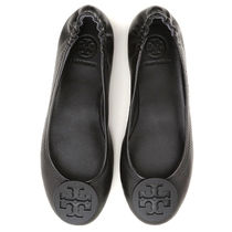 TORY BURCH MINNIE TRAVEL BALLET FLAT シューズ 51158251 001