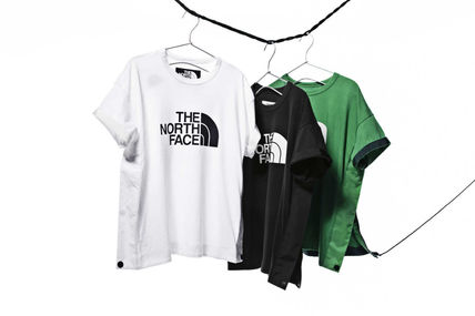 SALE !! Sacai X The North Face >> Side-Zip T-シャツ