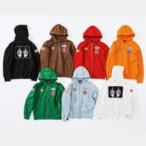 国内発 Supreme HYSTERIC GLAMOUR Hooded Sweatshirt 即納 ヒス