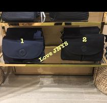☆TORY BURCH☆DESCRIPTION NYLON MESSENGER BABY BAG★2色