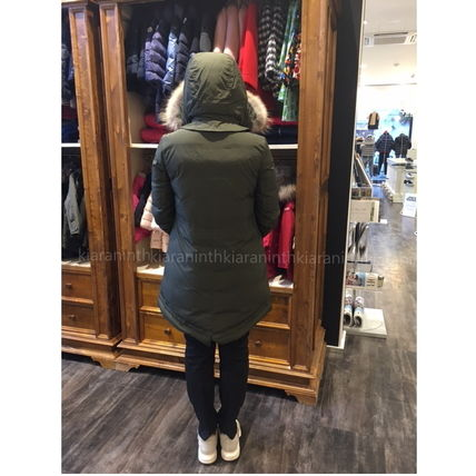 "MONCLER キッズアウター 17AW☆MONCLER""YOLANDE""ファーダウン 大人もOK*12/14A【関税込】(3)"