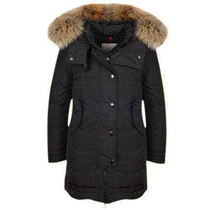"MONCLER キッズアウター 17AW☆MONCLER""YOLANDE""ファーダウン 大人もOK*12/14A【関税込】(9)"