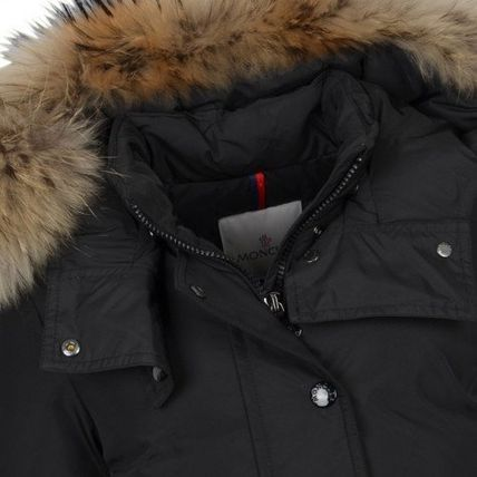 "MONCLER キッズアウター 17AW☆MONCLER""YOLANDE""ファーダウン 大人もOK*12/14A【関税込】(10)"