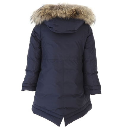 "MONCLER キッズアウター 17AW☆MONCLER""YOLANDE""ファーダウン 大人もOK*12/14A【関税込】(13)"