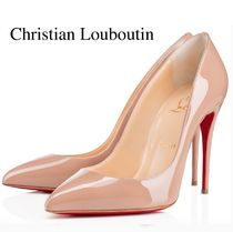 Christian Louboutin Pigalle 10cmヒール パンプス