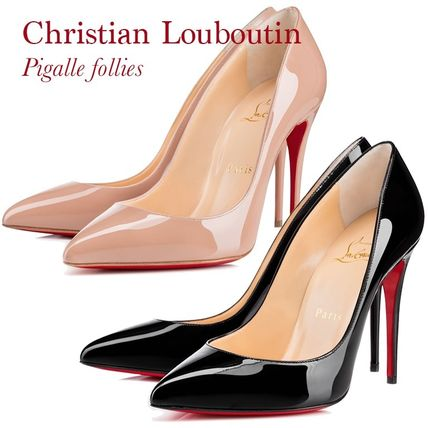 Christian Louboutin パンプス Christian Louboutin Pigalle 10cmヒール パンプス