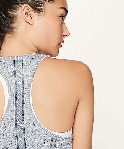 lululemon★着心地快適!Run: Swiftly Tech Racerback