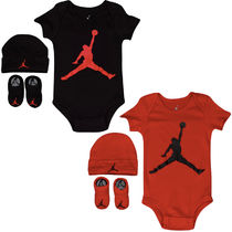 JORDAN  3 PIECE JUMPMAN SET 0~6ヶ月