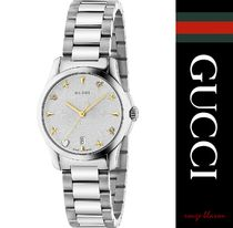 【国内発送】YA126572 G-Timeless stainless steel watch
