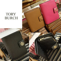 【Tory Burch】Robinson French Fold Wallet  追跡ヤマト便