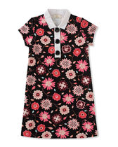 kate spade new york キッズワンピース 半袖 Floral-print