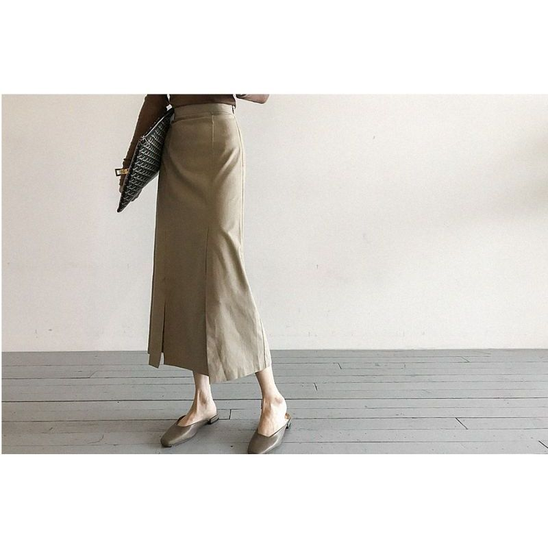 【国内発送・関税込】 NANING9 NEW! Banding skirt